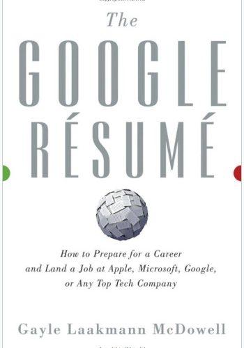 Buku Google Resume