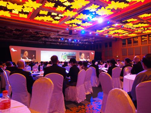 Tracey Fellow Singapore Human Capital Summit