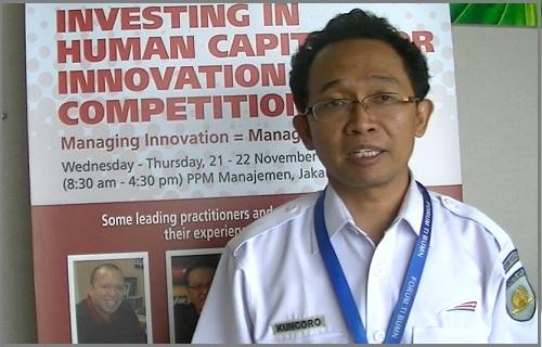 Muhammad Kuncoro KAI
