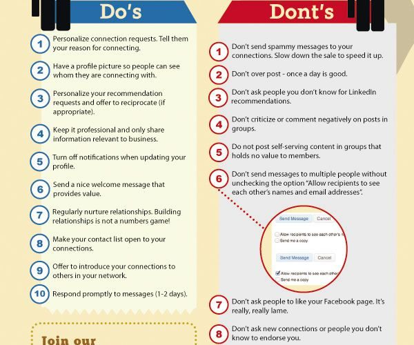 LinkedIn-Etiquette