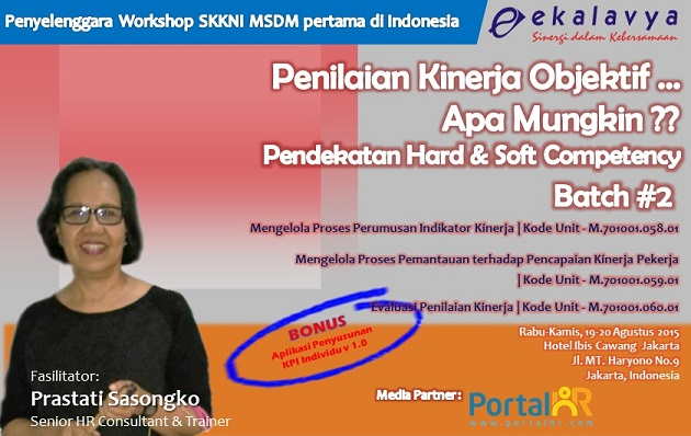 KPI AGUSTUS 2015