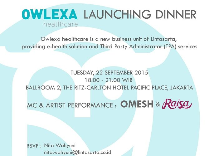 OWLEXA LAUNCHING DINNER
