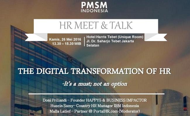 PMSM HR Meet Talk