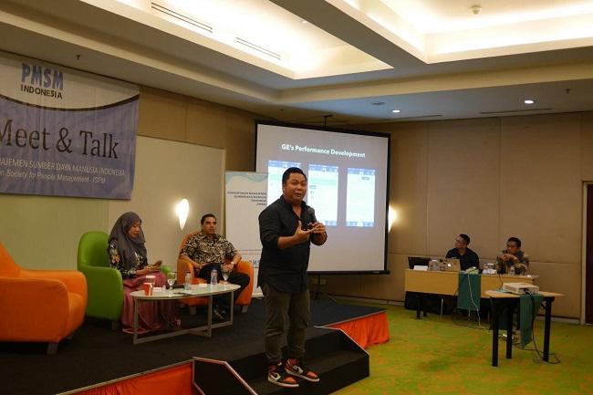 HR Meet n Talk PMSM Indonesia