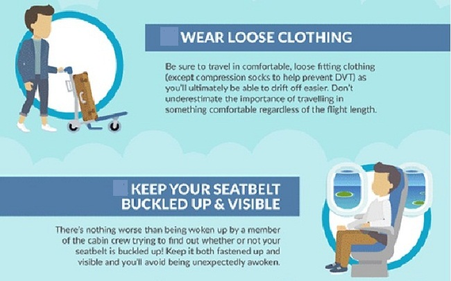 tips tidur bisnis traveller