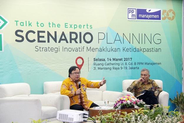 Khasiat Scenario Planning untuk Menjaga Perusahaan tetap Hidup Di Masa Depan
