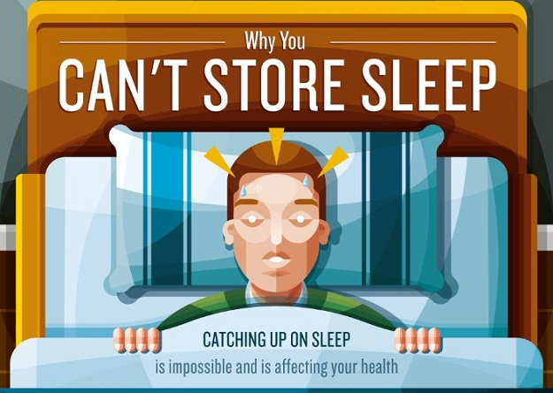 Can't Store Sleep
