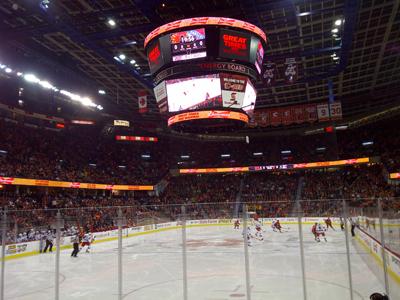 Calgary-20111020-the game