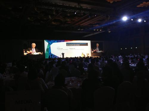gary Hamel Singapore Human Capital Summit