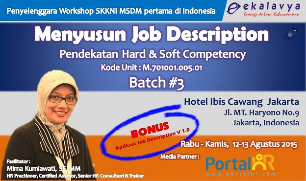 Workshop Job Desc