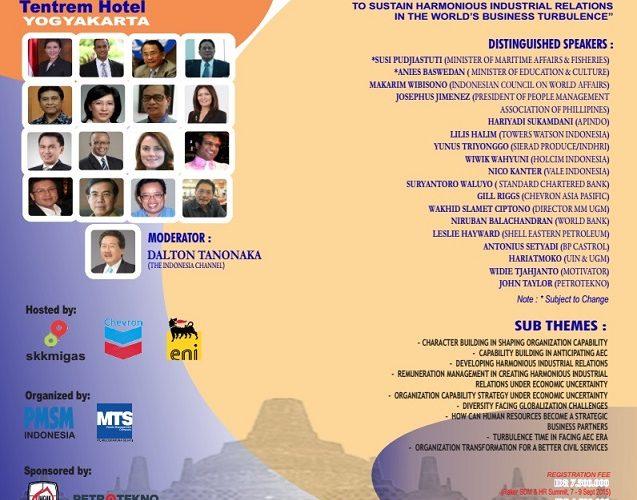 Indonesia HR Summit 2015