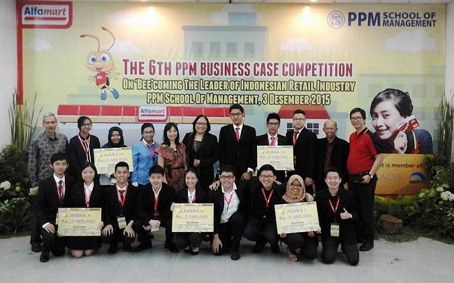 juara bcc 6th ppm manajemen